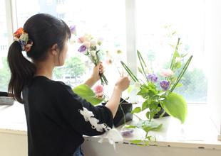 生け花教室のイメージ